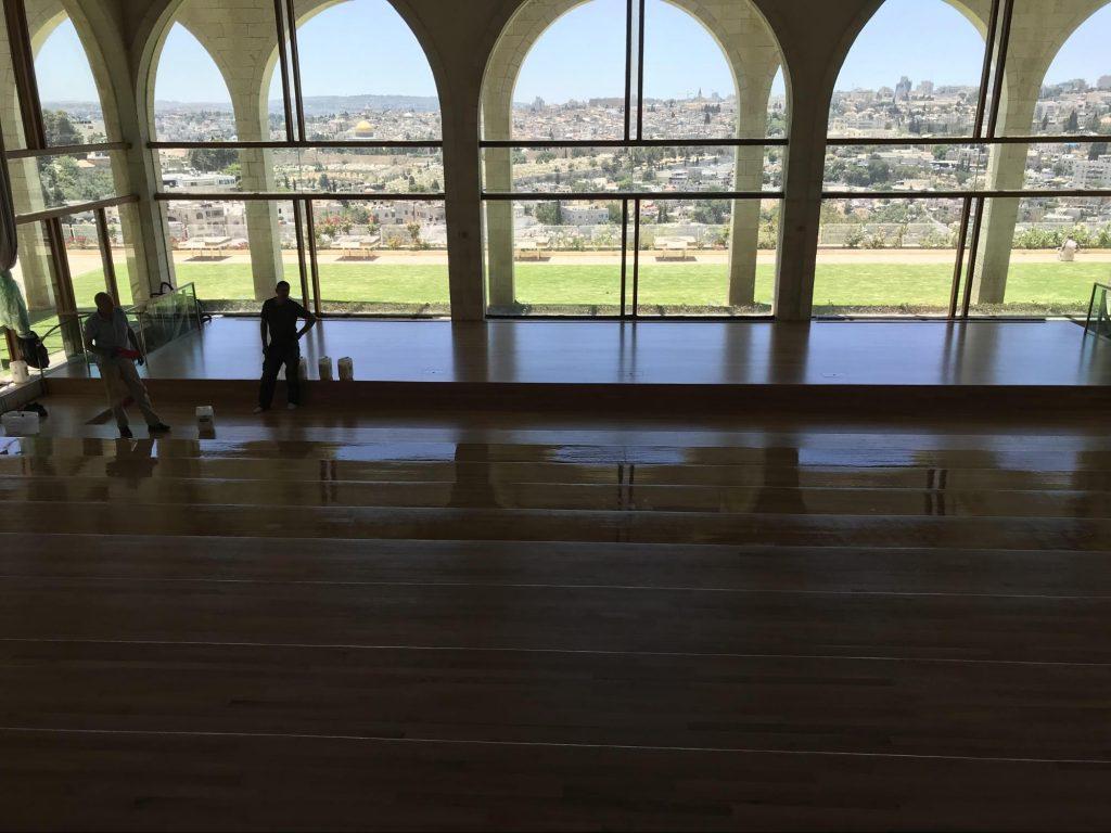 האוניברסיטה המורמונית - ירושלים
