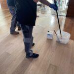 ליטוש רצפות עץ מקצועי