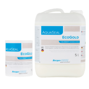Aqua-Seal EcoGoldHalbmatt