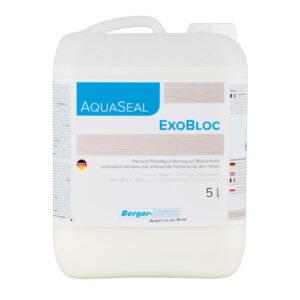פריימר ללכות בסיס מים לפרקט (AquaSeal ExoBloc )