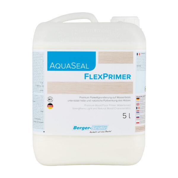 פריימר ללכות בסיס מים לפרקט (Aqua-Seal Flex Primer)